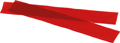 Flexaponal® special wax, red, 120 x 15 mm, Thickness 1.0 mm