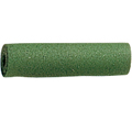 Rubber polisher, green, ø 6 mm, Form: cylindrical, front and side cutting