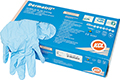 Dermatril® disposable rubber gloves, Size L