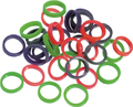 DISCO intra-oral colored latex elastics, strong, ø 4.8 mm